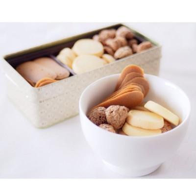 クッキー SS 3缶セット 3種 詰合せ 焼き菓子 洋菓子 スイーツ おやつ 神奈川 ラ・マーレ・ド・チャヤ 葉山本店