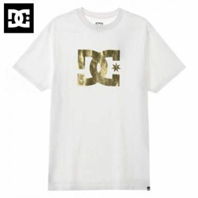DC SHOES(DCシューズ) ロゴ Tシャツ レディース 半袖 5126J930W-WG3