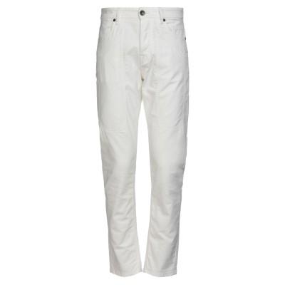 ジェッカーソン JECKERSON パンツ ホワイト 31 コットン 97% / ポリウレタン 3% パンツ