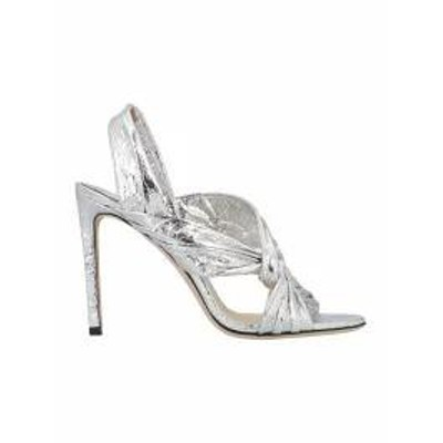 Jimmy Choo レディースサンダル Jimmy Choo lalia Shoes Silver