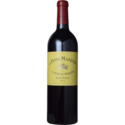■ ラ プティット マルキーズ デュ クロ デュ マルキ [2017] ≪ 赤ワイン ボルドーワイン ≫