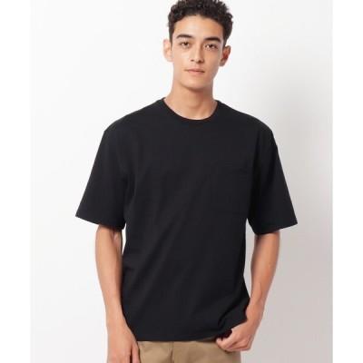 tシャツ Tシャツ bouo 汚さない白TEE ビックシルエット SS〜4L 7サイズ展開/ユニセックスでオススメ!!