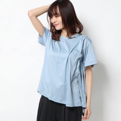 ダンスキン DANSKIN レディース フィットネス 半袖Tシャツ ASYMMETRY TUCK TEE DC50119