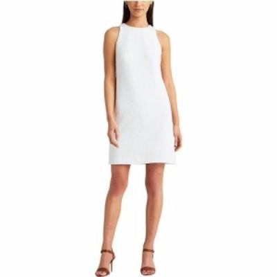ラルフ ローレン LAUREN Ralph Lauren レディース ワンピース ノースリーブ ワンピース・ドレス Quilted Ponte Sleeveless Dress Lauren