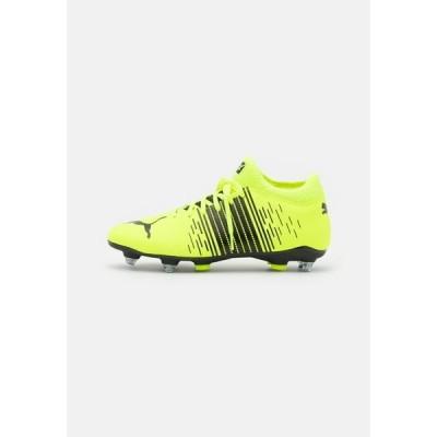プーマ ブーツ&レインブーツ メンズ シューズ FUTURE Z 4.1 MXSG - Screw-in stud football boots - yellow alert/black/white