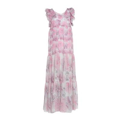 ノリータ NOLITA ロングワンピース&ドレス フューシャ XS ポリエステル 100% ロングワンピース&ドレス