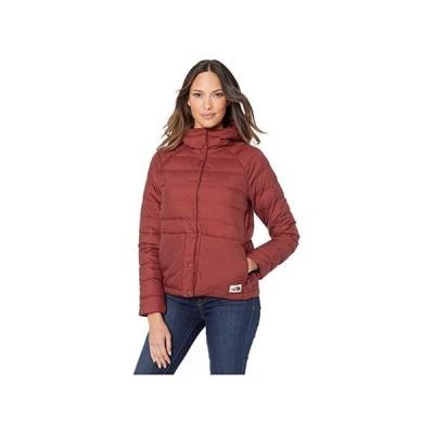 ザ・ノースフェイス Leefline Lightweight Insulated Jacket レディース コート アウター Barolo Red
