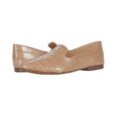 Naturalizer ナチュラライザー レディース 女性用 シューズ 靴 ローファー ボートシューズ Lorna - Bamboo Tan Croco Print Leather