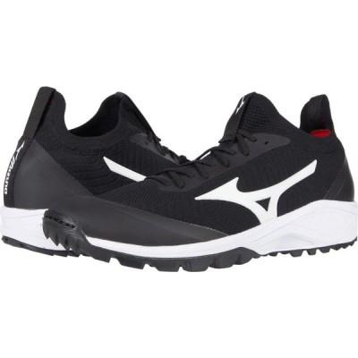 ミズノ Mizuno メンズ シューズ・靴 Dominant AS Knit All Surface Low Turf Shoe Black/White