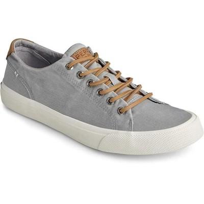 Sperry Striper II LTT メンズ スニーカー 靴 シューズ SW Grey