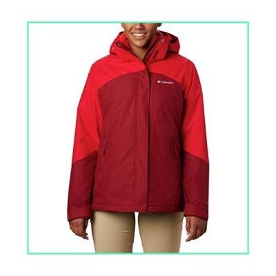 Columbia Women's Bugaboo Ii Fleece Interchange Jacket, Beet, Red Lily, Medium並行輸入品