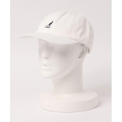 JUNRed / KANGOL Washed BaseballCAP MEN 帽子 > キャップ