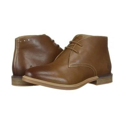 Hush Puppies ハッシュパピーズ レディース 女性用 シューズ 靴 ブーツ チャッカブーツ アンクル Bailey Chukka Boot - Dachshund Leather