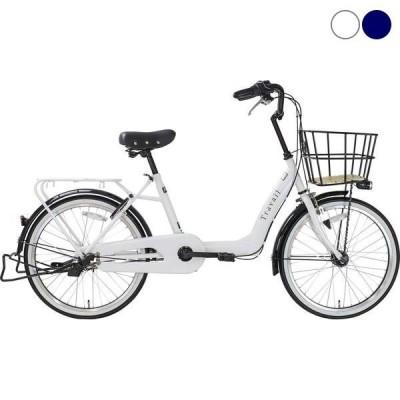 ミニベロ 自転車 トラバイル サイクルスポットオリジナル 3段変速