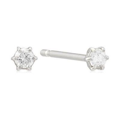 VAヴァンドーム青山 VA VENDOME AOYAMA VI(ヴィアィ) ダイヤモンド 0.06ct 一石 ピアス GPAA0025 DI