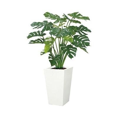 モンステラ(グリーン)《ポット別売り》(LET2028GR13)フェイクグリーン リーフ ツリー 人工観葉植物 モンステラ ツリー