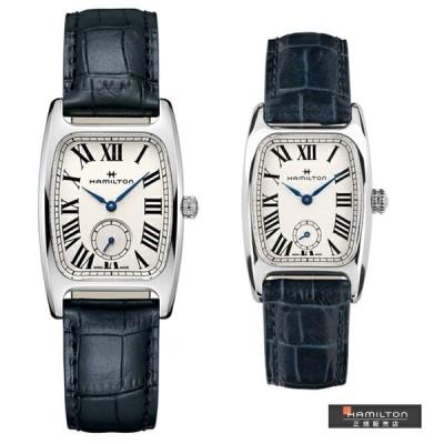 ハミルトン HAMILTON ボルトン Boulton Quartz Gent クォーツ ペア 腕時計 5気圧防水 日本国内正規品 2年保証 H13421611/H13321611