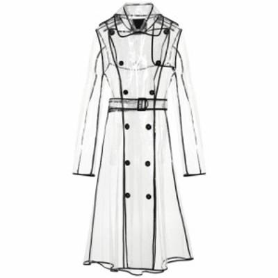 ドロシー シューマッハ Dorothee Schumacher レディース コート アウター transparent veil coat transparent black