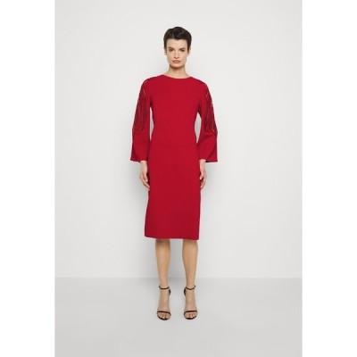 アルベルタ フェレッティ ワンピース レディース トップス ABITO - Cocktail dress / Party dress - red