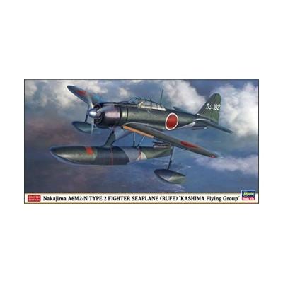 ハセガワ 1/48 日本海軍 中島 A6M2-N 二式水上戦闘機 鹿島航空隊 プラモデル 07469