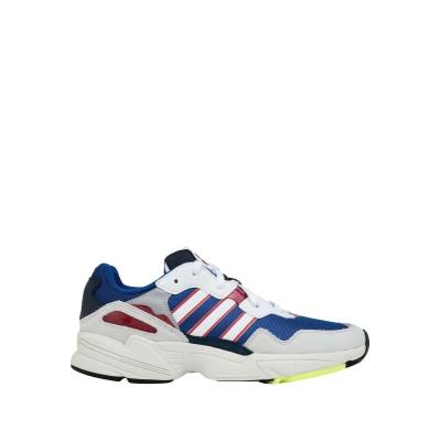 ADIDAS ORIGINALS スニーカー&テニスシューズ(ローカット) ホワイト 10.5 紡績繊維 / ゴム スニーカー&テニスシューズ(ロー
