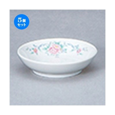 5個セット中華オープン 天翔鳳凰 3.2深皿 [ 9.7 x 2.5cm ] 【 中華 ラーメン ホテル 飲食店 業務用 】