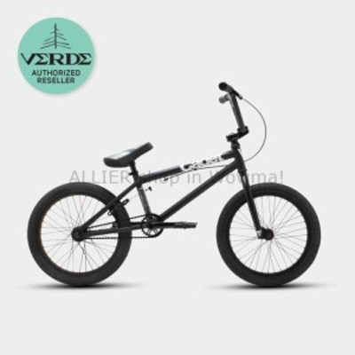 BMX 2019ヴェルデカデット18? フリースタイルBMXバイク+無料のステッカーシート  2019 Verde Cadet 1