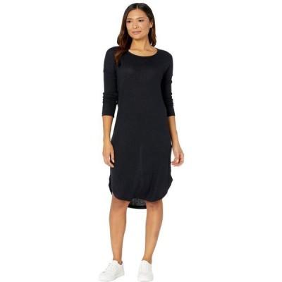 ボベー レディース ワンピース トップス Long Sleeve Cozy Dress