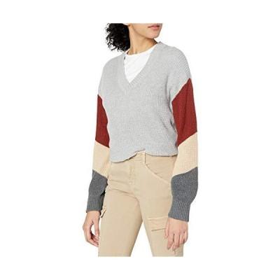 BCBGeneration レディース セーター US サイズ: Medium カラー: グレー並行輸入品 送料無料
