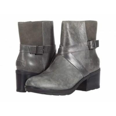 SOREL ソレル レディース 女性用 シューズ 靴 ブーツ アンクル ショートブーツ Cate(TM) Buckle Quarry【送料無料】