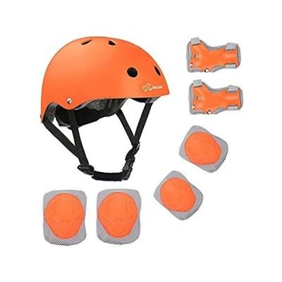 Joncom Kids Bike Helmet, Toddler Helmet for Ages 3-8 Boys Girls with Sports