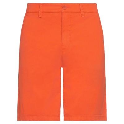 ノースセール NORTH SAILS バミューダパンツ オレンジ 34 コットン 98% / ポリウレタン 2% バミューダパンツ