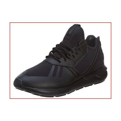 adidas Originals Mens Tubular Runner Active Sneakers Black 10.5 Medium (D)【並行輸入品】