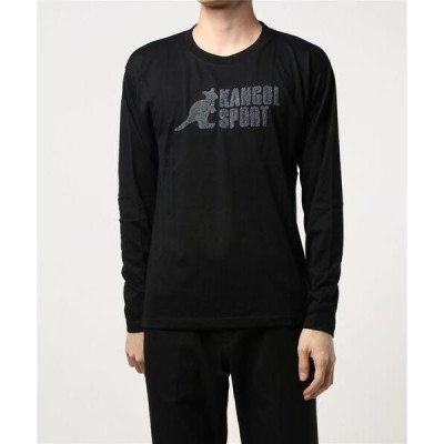 tシャツ Tシャツ 〈KANGOL SPORT〉サガラ刺繍ロンT