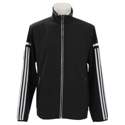 adidas アディダス M MUSTHAVES ラインドクロスジャケット FTL45 DV1064 メンズスポーツウェア ウインドアップジャケット メンズ ブラック/ブラック セール