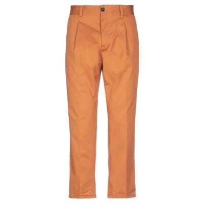 PT Torino パンツ あんず色 33 コットン 95% / ポリウレタン 5% パンツ
