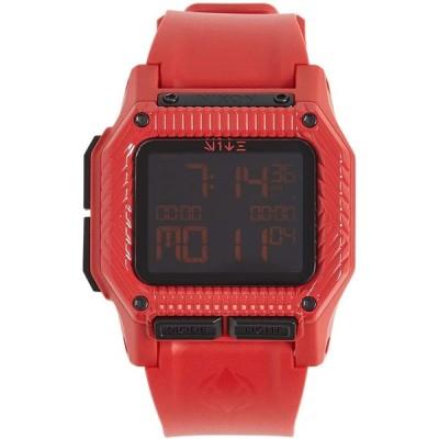 腕時計 ニクソン アメリカ A1180SW3259-00 Nixon Men's x Star Wars Episode IX Regulus Watch, 46mm, Red