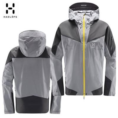 HAGLOFS ホグロフス Roc Spire Jacket Men 19-20 シェルジャケット ゴアテックス メンズ Con-Magnet 604357