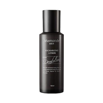 マモンド(Mamonde) メンリチャージングローション 150ml : 1日中しっとりとした肌の状態を維持し滑らかで艶やかな肌に導いてくれます ::韓国コスメ マモンド  Mamonde