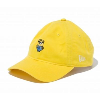 ニューエラ NEW ERA 9THIRTY ミニオン メル ミニロゴ イエロー 56.8 - 60.6cm キャップ 帽子 日本正規品