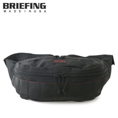 BRIEFING ブリーフィング バッグ ウエストバッグ ボディバッグ メンズ 6.1L MASTER POD ブラック 黒 BRF225219