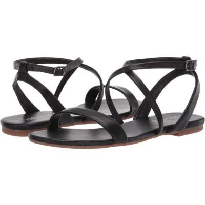 スプレンディッド Splendid レディース サンダル・ミュール シューズ・靴 Susannah Black Leather