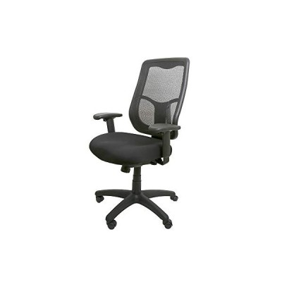 BodyMed Office Chair with Tempur-Pedic Foam ? Ergonomic Office Chair ? Adjustable Seat Height ? Lumbar Support ? Plush Memory Foam Office Chai