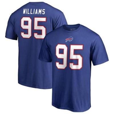 ユニセックス スポーツリーグ フットボール Kyle Williams Buffalo Bills NFL Pro Line by Fanatics Branded Authentic Stack Name & Numbe