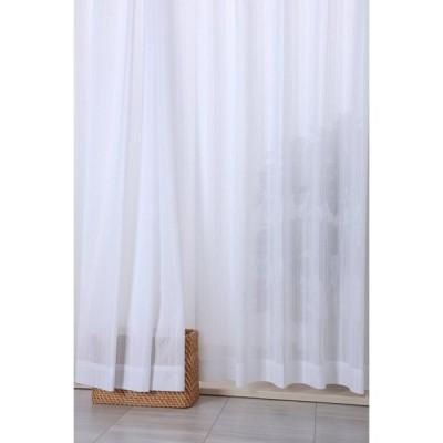 カーテン 日本製ミラーレースカーテン・ジュークレース 巾100×丈108cm 2枚組
