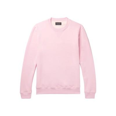 ハウリン HOWLIN' スウェットシャツ ピンク M コットン 100% スウェットシャツ
