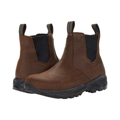 メレル Forestbound Chelsea Waterproof メンズ ブーツ Clay