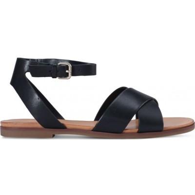 アルド Aldo レディース サンダル・ミュール アンクルストラップ シューズ・靴 Wialia Ankle Strap Sandals Black