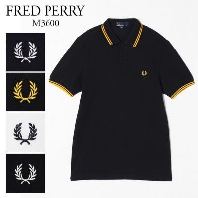 フレッドペリー ポロシャツ 選べるカラー FRED PERRY M3600 【clm】