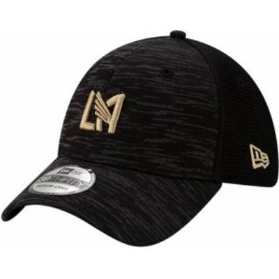 ニューエラ メンズ 帽子 アクセサリー New Era Men's Los Angeles FC Classic 39Thirty On Field Stretch Fit Hat